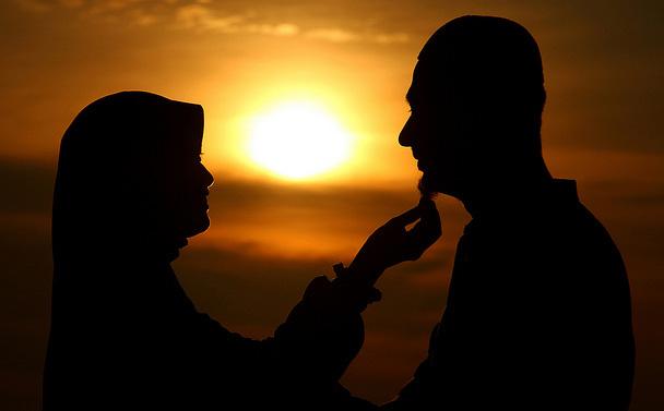 Suami yang mencium bau surga